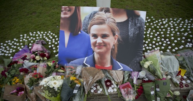Tributes paid to man who tried to save lawmaker Jo Cox