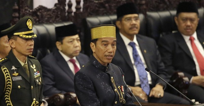Indonesia president: Spread wealth, protect diversity