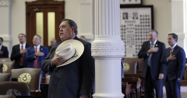 Texas special session whiffs on top conservative priorities