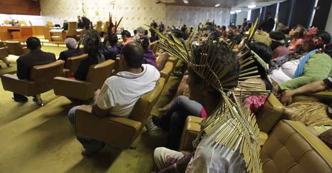 Brazil's top court favors indigenous groups in land dispute