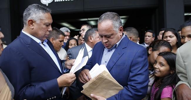 Venezuela Supreme Court orders dissident lawmaker's arrest