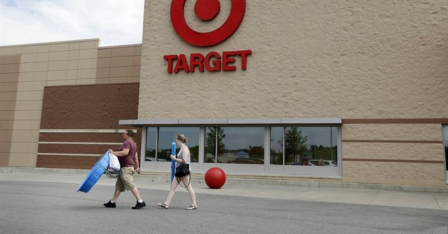 Target says turnaround efforts are bringing shoppers back