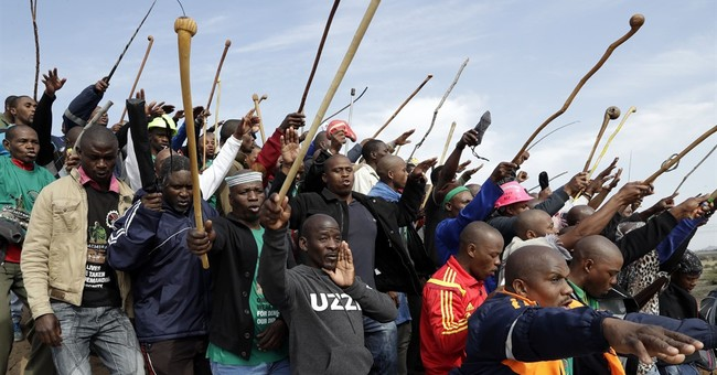 5 years after 34 South African miners shot dead, no arrests