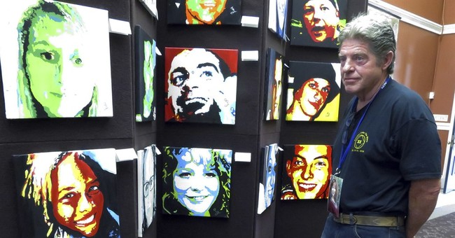 Colorful portraits show faces of New Hampshire drug crisis