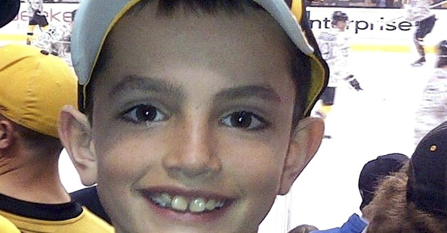 Youngest victim of marathon bombing has park named after him