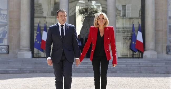 French President Macron backs anti-racism movement in US