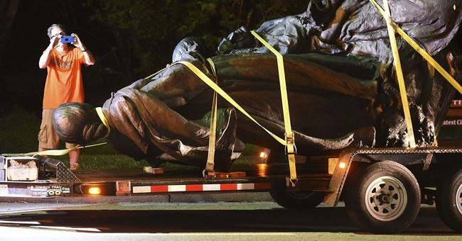 Mayor: Baltimore statues came down 'quietly, quickly'