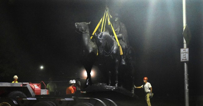 The Latest: Mayor: Vital to act fast on Confederate statues