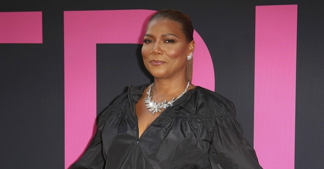 Queen Latifah to be honored at Diddy's REVOLT conference