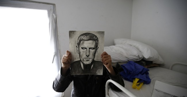 Afghan migrant 'Little Picasso'  offered Serbian citizenship