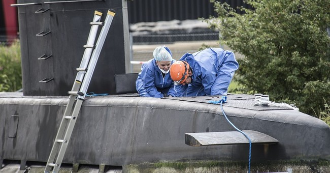 Missing woman's family in Denmark submarine case fears worst