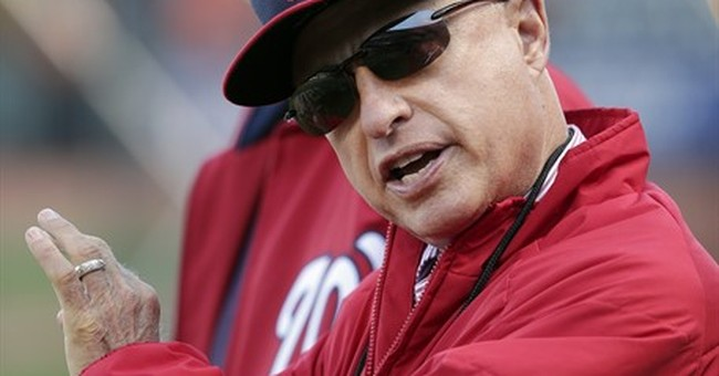 Nationals owner Mark Lerner had cancer, leg amputated