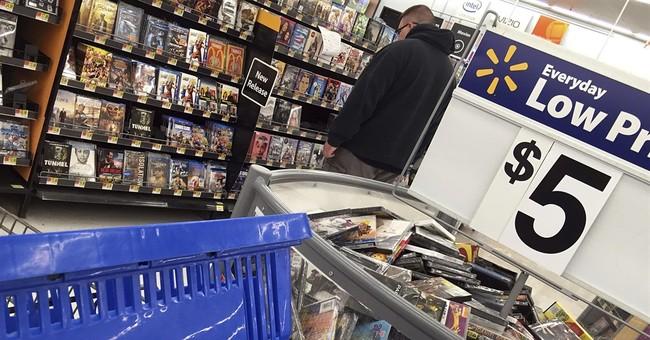 Walmart's online sales soar as it seeks to catch Amazon