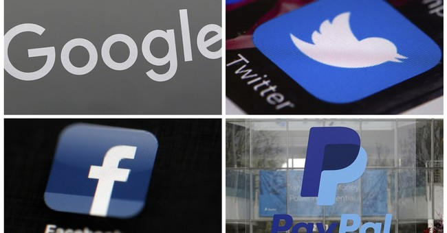 What major tech companies are doing on hate groups