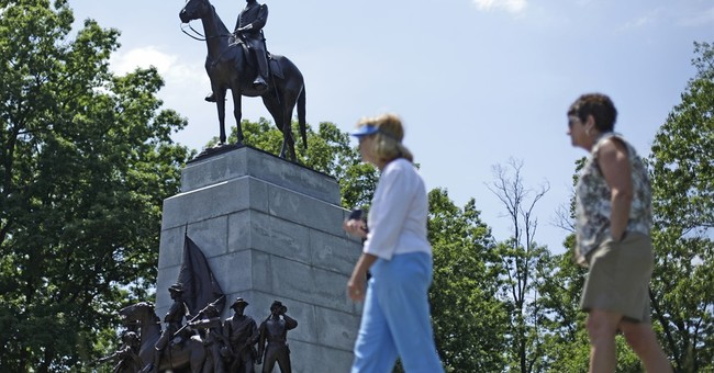 Confederate monuments to stay at Gettysburg battlefield
