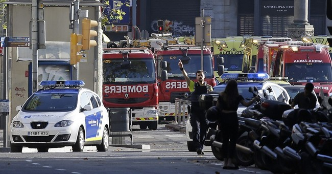 Some major attacks in Europe in recent years