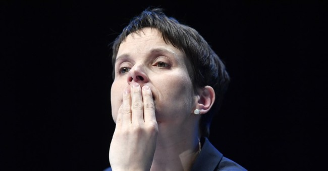 German nationalist leader Frauke Petry could lose immunity