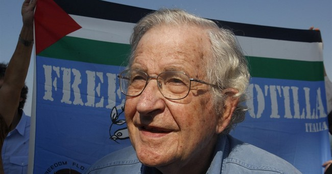 Liberal hero Noam Chomsky joins University of Arizona staff
