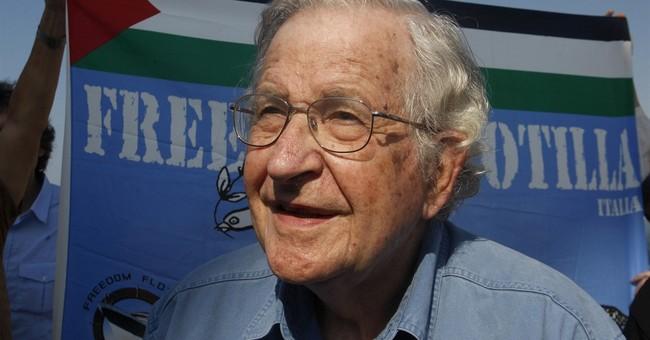 Liberal hero Noam Chomsky joins University of Arizona staff