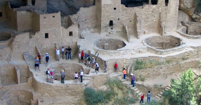 Turkey bones may help trace fate of ancient cliff dwellers