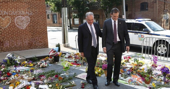 Why hate came to the progressive island of Charlottesville