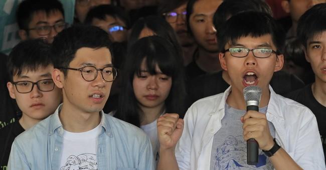 Umbrella Movement leaders arrested in Hongkong