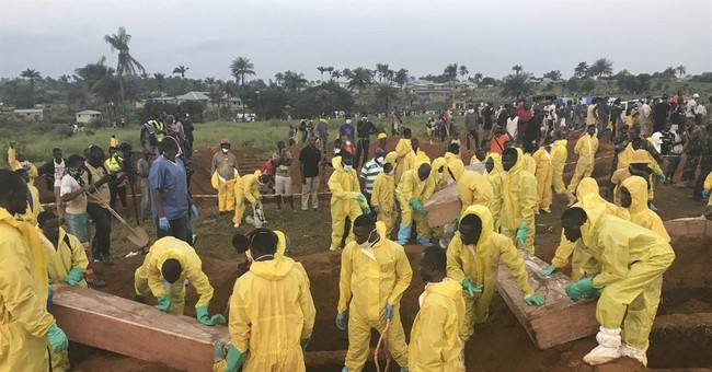 Sierra Leone death toll now up to 450 after mudslides