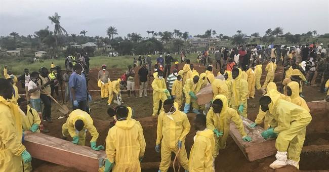 Hospital officals: Nearly 500 dead in Sierra Leone mudslides