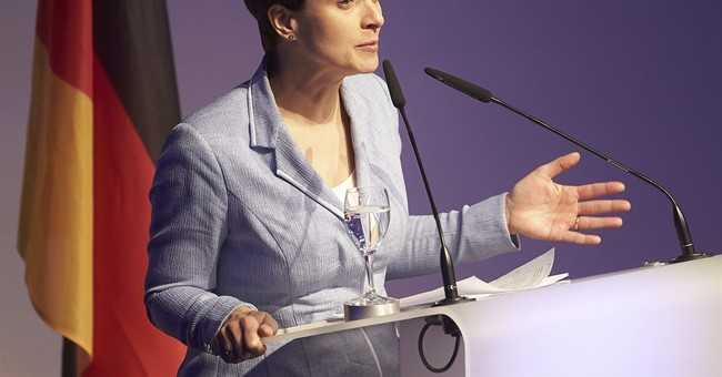 German populists to discipline member for Holocaust remarks