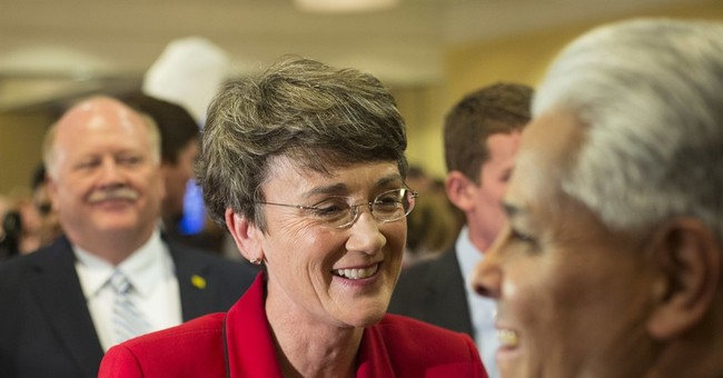 Trump taps ex-Rep. Heather Wilson for Air Force secretary