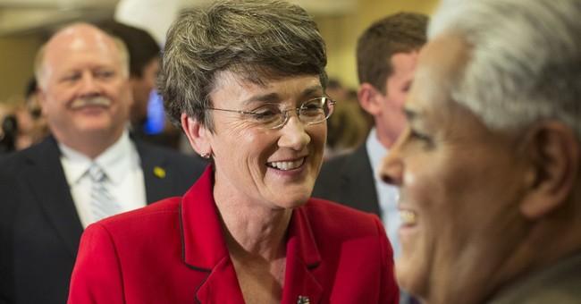 Trump taps ex-Rep. Heather Wilson for Air Force secretary