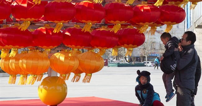 China's birthrate rises after one-child policy loosened