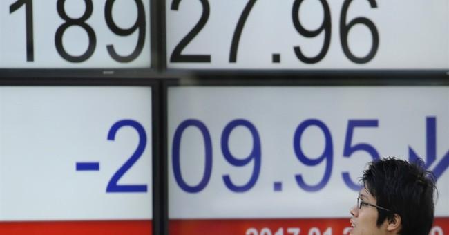 Global stocks slip amid concern over Trump policies on trade