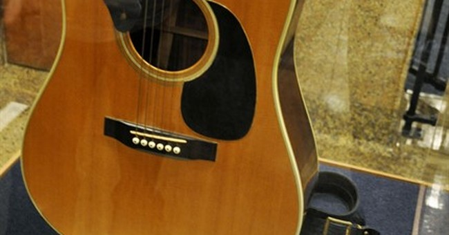 South Dakota museum awarded ownership of Presley guitar