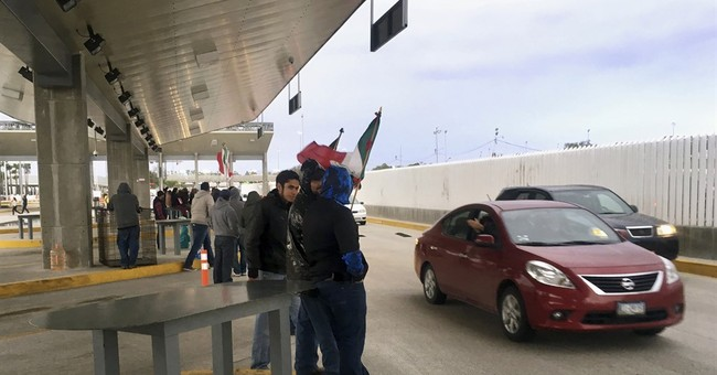Q&A: Protests over gas costs disrupt Mexico border crossings