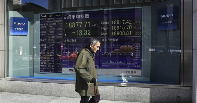 Global stocks edge up as investors gauge Trump uncertainties