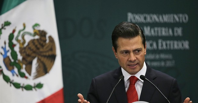 Mexico stunned by Trump tweet on canceling trip