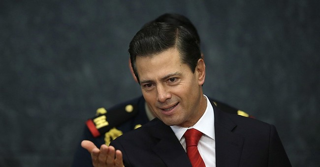 Mexico leader lays out points for talks with Trump
