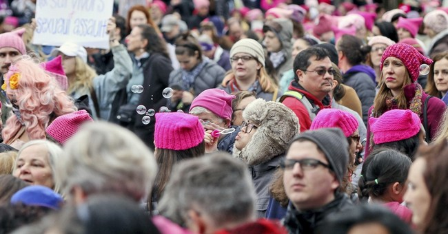 A song goes viral after Women's March on Washington