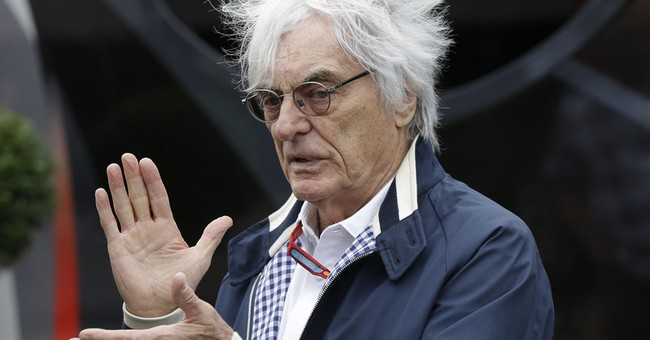 Liberty completes F1 takeover; Ecclestone replaced by Carey