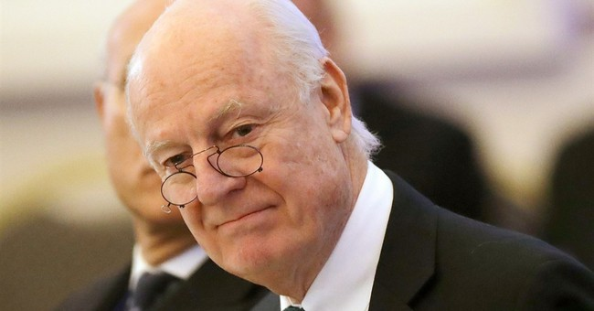 Talks on Syria's civil war off to a rocky start