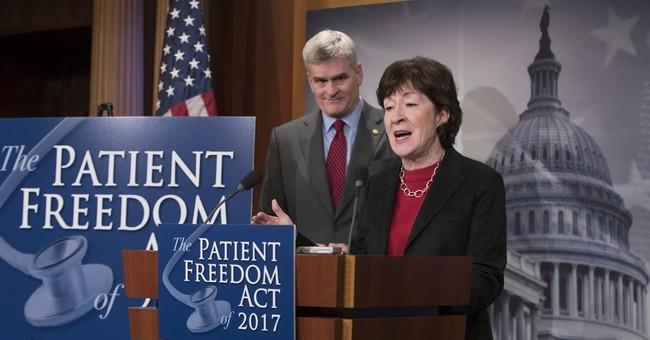2 GOP senators would let states keep Obama health law