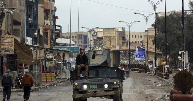 Iraq premier orders probe into violations by troops in Mosul