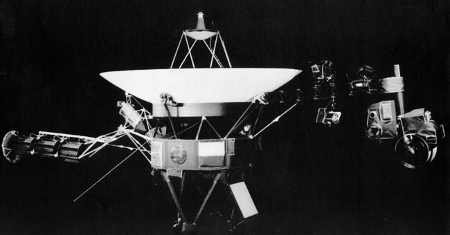 Voyager 1 leads pack of world's most distant spacecraft