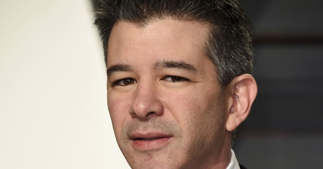 Former Uber CEO lashes out at VC firm suing company