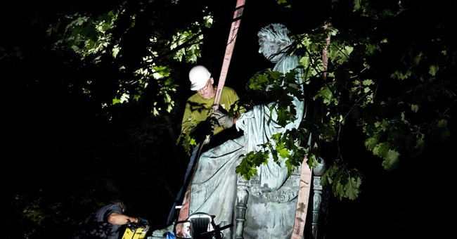 Maryland removes Dred Scott ruling author's statue