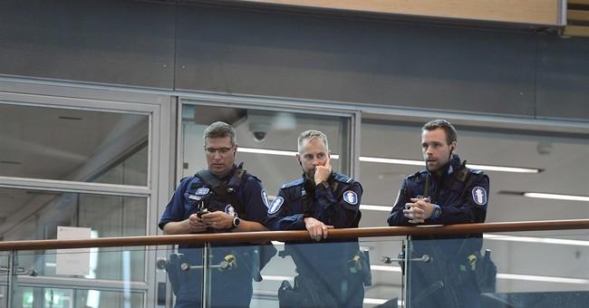 Finnish police shoot man who stabs 8 people in Turku; 2 dead
