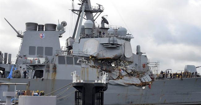 Warship captain in collision that killed 7 to lose command