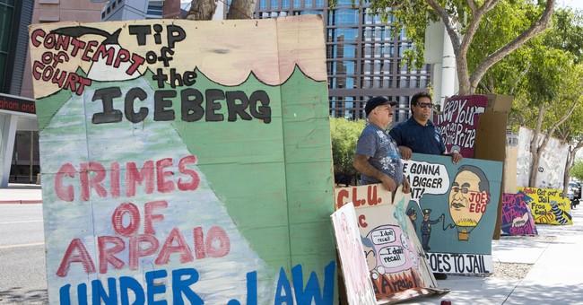 Pardon of Joe Arpaio would refute crux of immigration debate