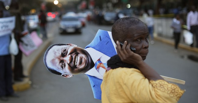Kenya opposition to file petition against presidential vote